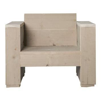 steigerhout kopen karwei loungestoel marlind zand steigerhout 90x77cm kopen