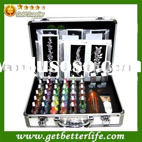 henna tattoo kits for kids side bangs haircuts temporary kits for