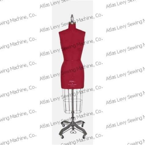 pattern making supplies pgm 603 dress maker form with hip