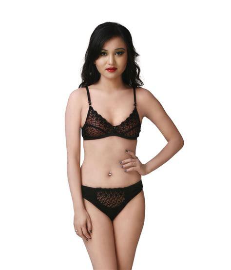 Set Alia Set 49 on colors alia bra sets black on snapdeal