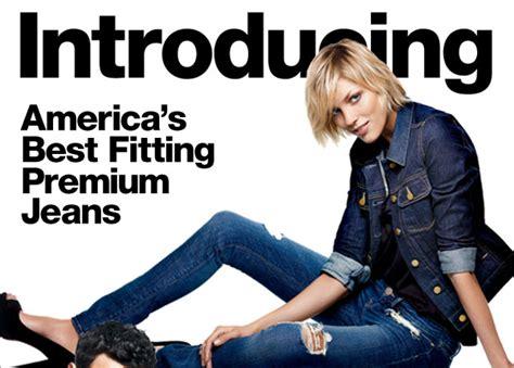 Fashion Week Fall 2007 The Best Gap Ad by America S Best Fitting Premium Gap 1969