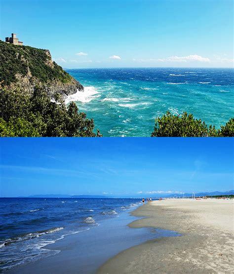 vacanza toscana mare le 10 spiagge pi 249 della toscana dove andare al mare