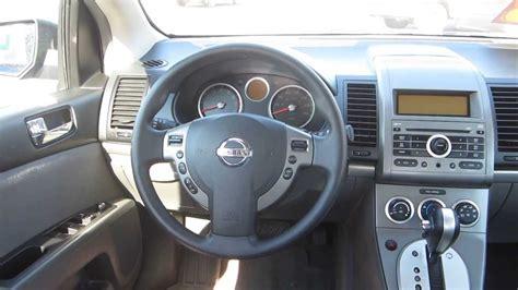nissan sentra interior 2009 2009 nissan sentra blue stock 12681p interior