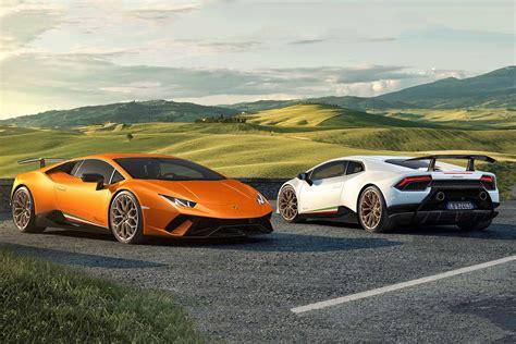 Lamborghini Performante Lamborghini Huracan Performante Pictures Evo
