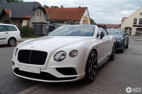 bentley gtc bentley continental gtc v8 s 2016 16 juin 2015 autogespot