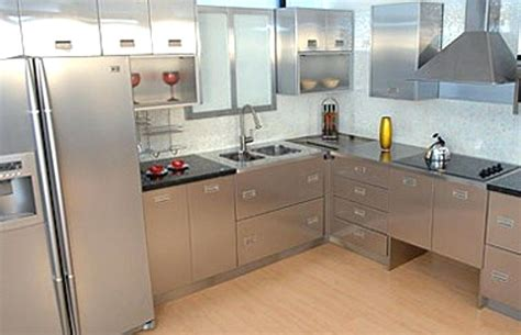 Stainless Steel Kitchen Cabinets Manufacturers Stainless Kitchen Cabinet Upandstunning Club