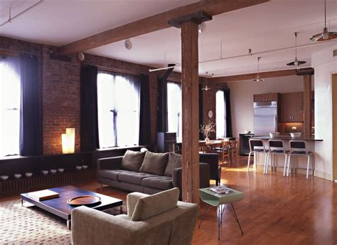 interior design city apartment new york city gut renovated loft apartment interior design