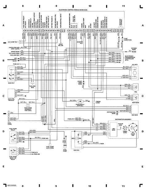 1998 Isuzu Rodeo Fuel Wiring Diagram