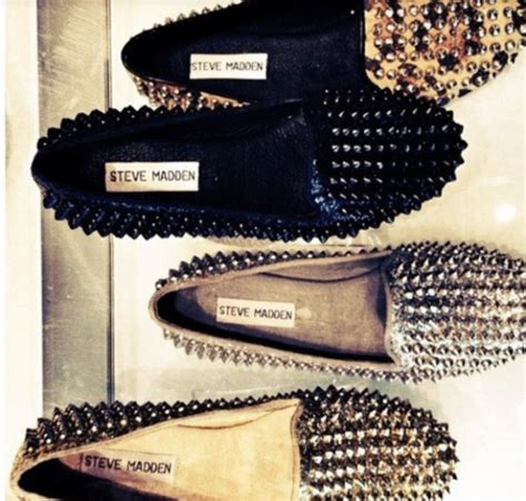 steve madden spiked loafers black spiked loafers louboutin shoe price