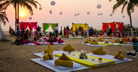 How Much Does A Destination Wedding In Goa Cost   Wedding