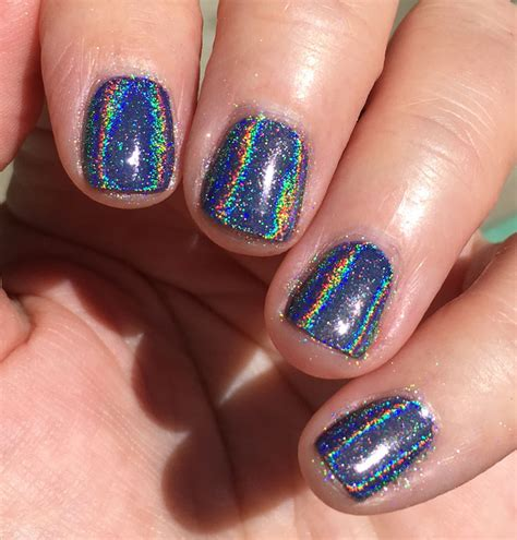 pattern powder nails holo nail powder how you can do it at home pictures