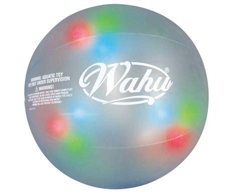 light up beach balls wahu glo light up beach ball multi great daily deals