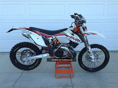 2014 Ktm 300xc 2014 Ktm 300 Xc W Six Days Edition