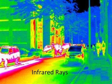 What Are Infrared Used For Infrared Rays