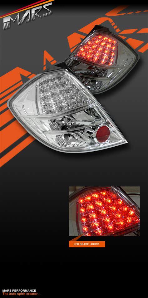 Led Jazz led taillight lights for honda jazz fit ge 08