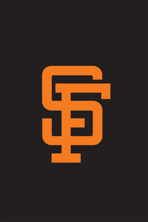 Sf Giants L by San Francisco Giants 1 Logo Iphone Wallpapers Iphone 5 S