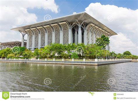 masjid besi design iron mosque masjid besi stock photography image 33350962