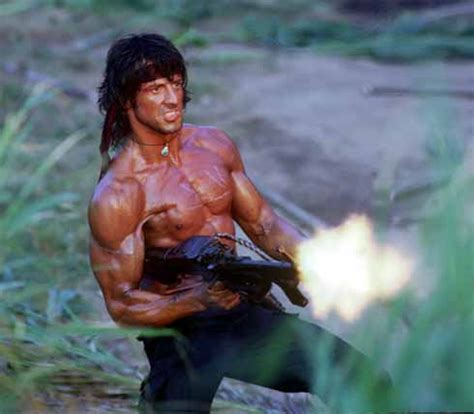 www film rambo 2 working on rambo a real adventure rambo ii dave