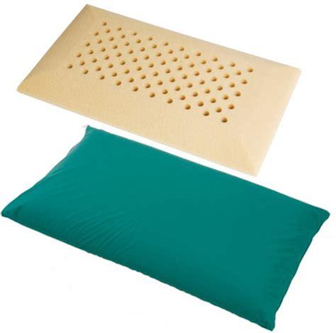 cuscino antisoffocamento guanciale ospedaliero forato traspirante antisoffocamento