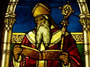 Of St Augustine Wounded Bird Feast Day Of St Augustine Of Hippo