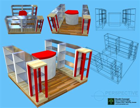 design booth simple simple booth designs by jsonn on deviantart