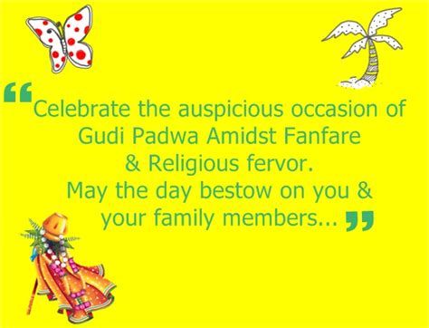 happy gudi padwa images sms wishes messages quotes