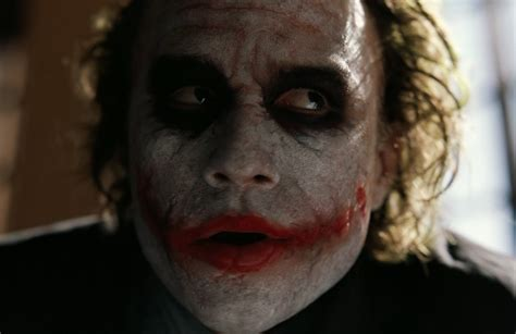 glimpse heath ledger s creepy joker diary from the dark