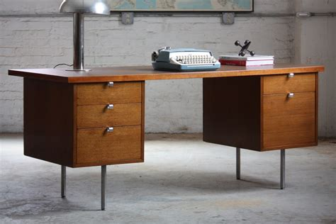 Special Mid Century Modern Office Desk Mid Century Office Desk