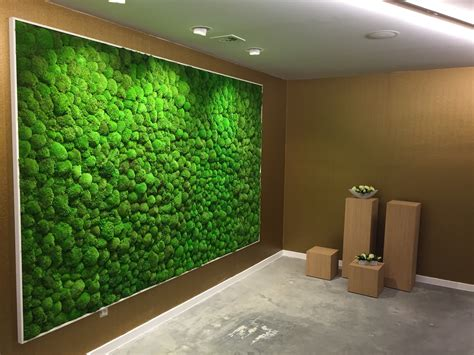 stabilized green walls