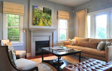 traditional window treatments living room window treatments pictures family room contemporary with area rug ceiling fan beeyoutifullife