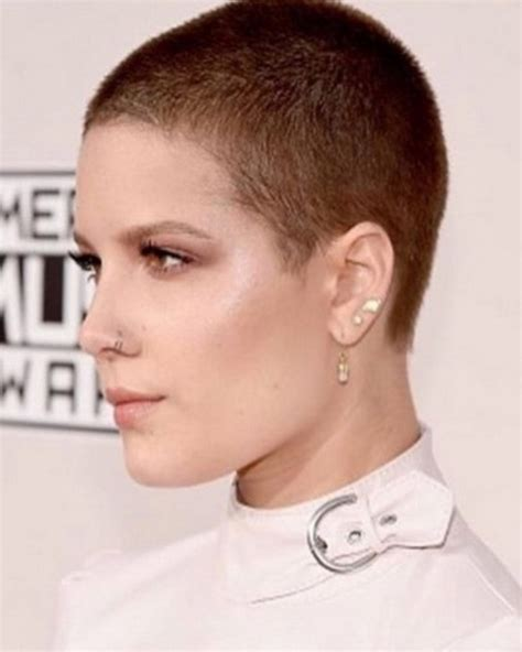 ppictures pf extreme short haircuts 2017 archieven kapsels voor dames 2018