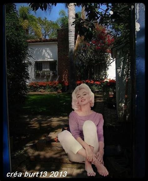 12305 Fifth Helena Drive Brentwood Ca artwork of marilyn at 12305 fifth helena by crea burt fb