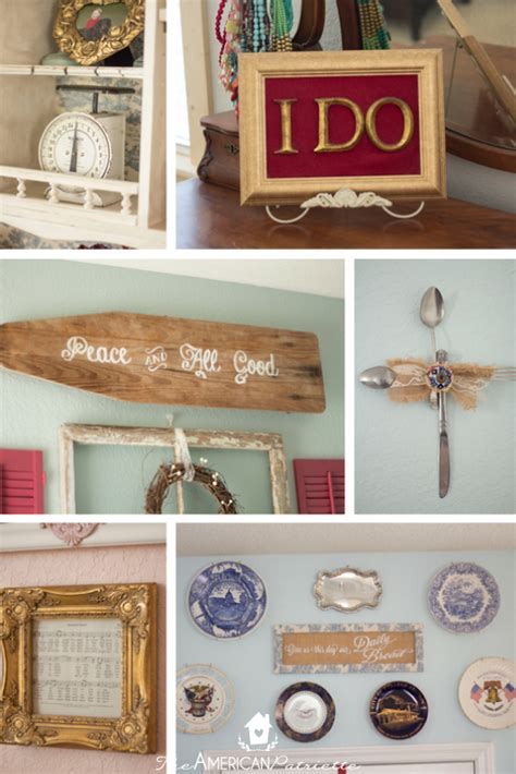 creative ways to decorate your home with sentimental items