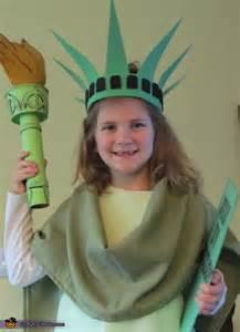 diy statue of liberty costume