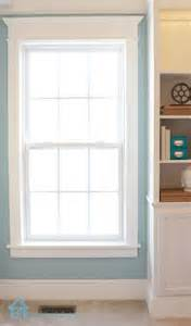 Installing Door Casing by How To Install Window Trim For The Home