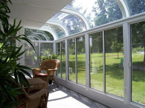 veranda verglasung 1001 tolle ideen f 252 r amerikanisches holzhaus mit veranda