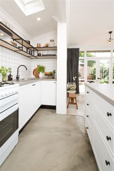 Industrial Elegance   kitchen inspiration and ideas