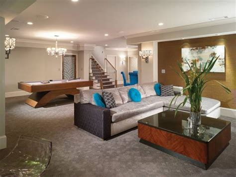 cool basements 10 cool family basement designs