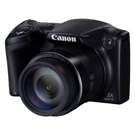 Bekas Kamera Canon Powershot Sx400 Is canon powershot sx400 is digital black target