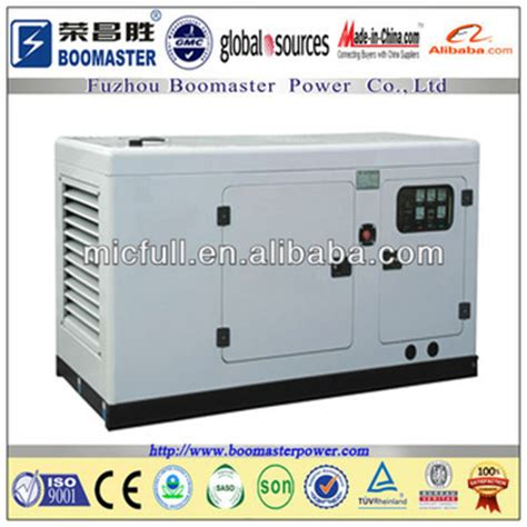 20kw sound proof diesel generators with cheap price for