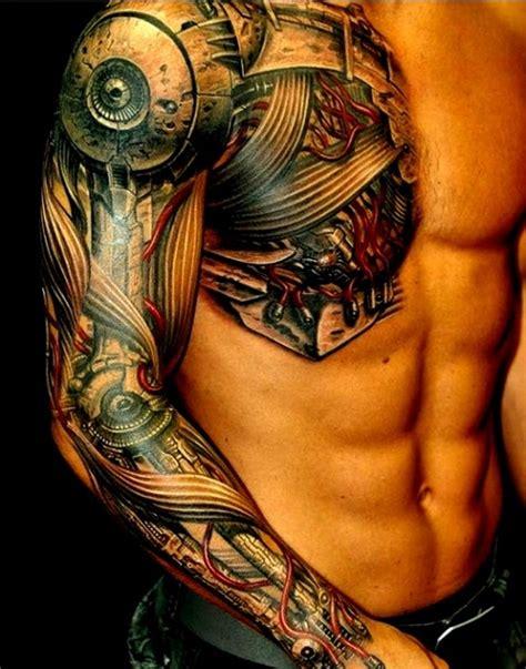 tattoo design mechanical bio mechanical tattoo design 115 tattoo designs