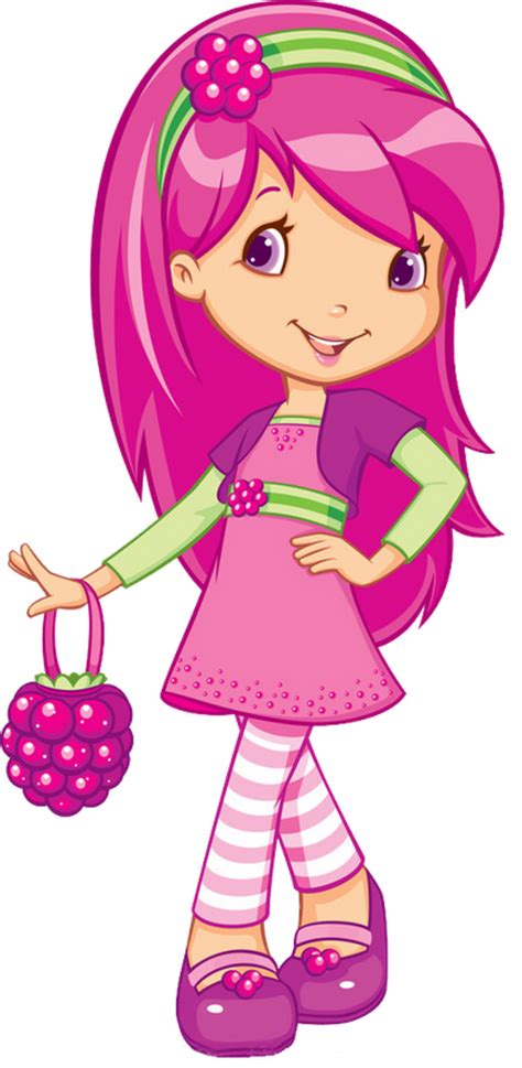 cartoon characters strawberry shortcake