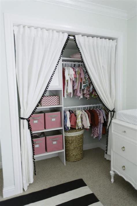 closet drapes nursery closet organization curtains 171 home decorating