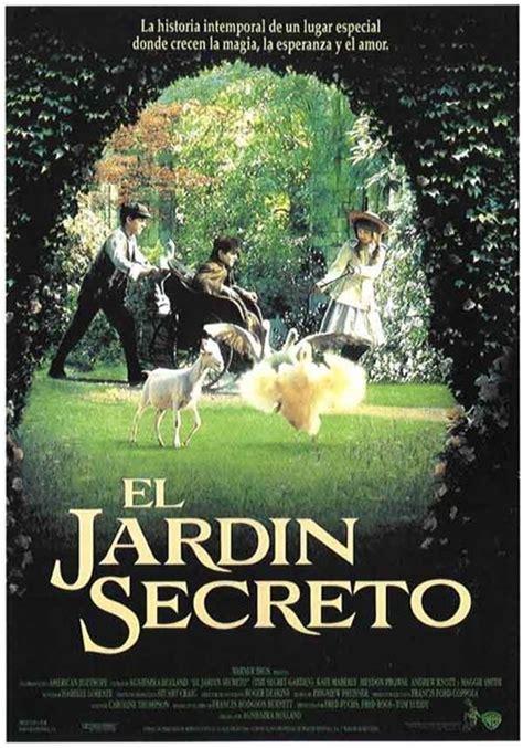 el jardn secreto 8415278497 cartel de el jard 237 n secreto poster 1 sensacine com