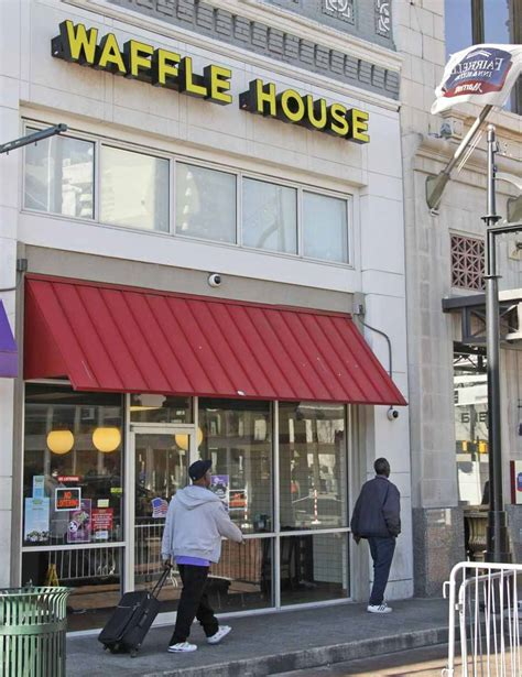 waffle house downtown cost of doing bidness downtown atlanta restaurant surcharging for security