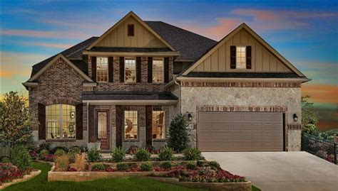 live oak creek mckinney tx new homes in mckinney tx