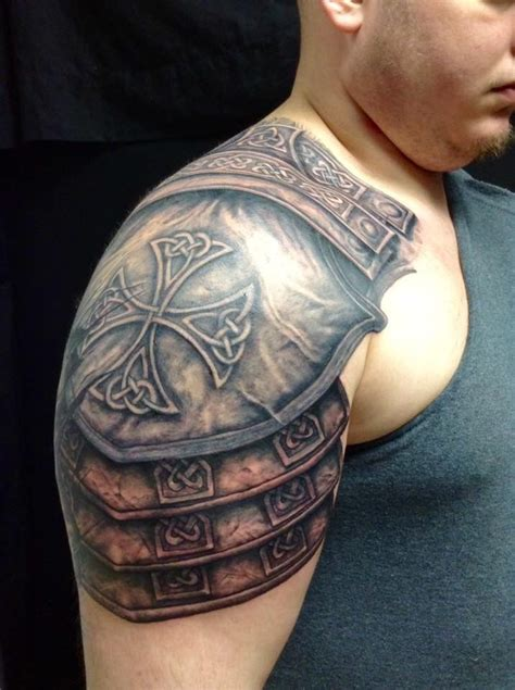 armor shoulder tattoo 113 best tattoos images on shoulder armor