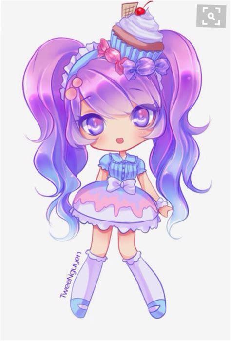 imagenes kawaii anime chibi going to cupcake world chibi pinterest chibi