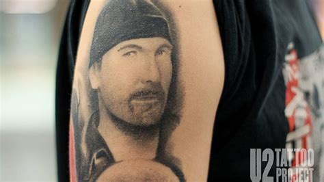u2 tattoo new exhibit at unf explores tattoos of u2 fans