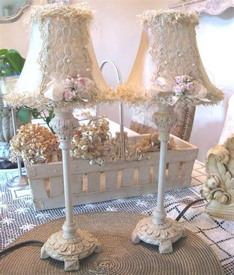 Shabby Chic L Shades by 25 Best Ideas About Shabby Chic Ls On Candlesticks Flower Lshade And Shabby